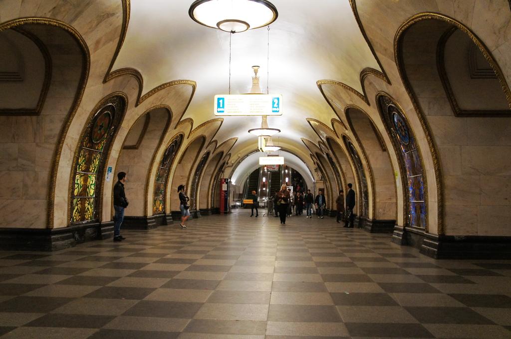 俄罗斯地铁