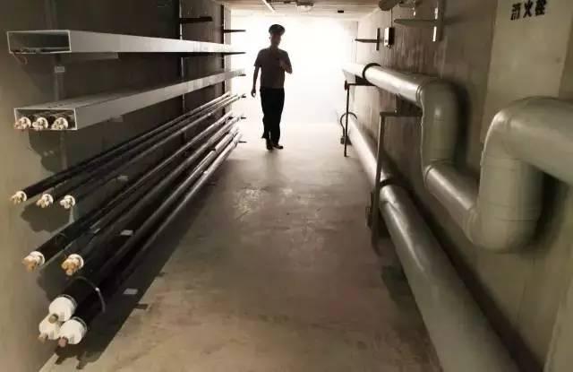 上海张杨路综合管廊的远程监控系统曾陷于瘫痪状态