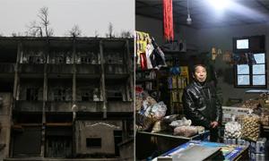 【鹅眼】矿区破产萧条如鬼城 超市冥币卖得最快