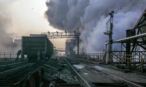 【鹅眼】60岁马钢 向污染说再见!