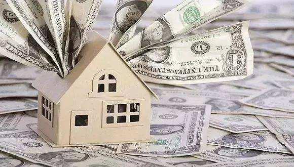 因为有房,很多人看起来身家百万,但却拿不出真金白银