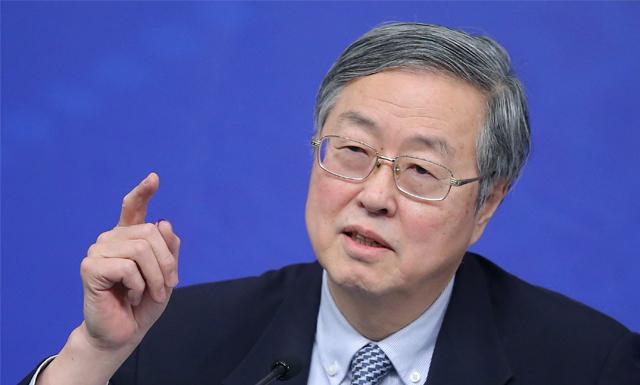 周小川:人民币国际化不要太高调