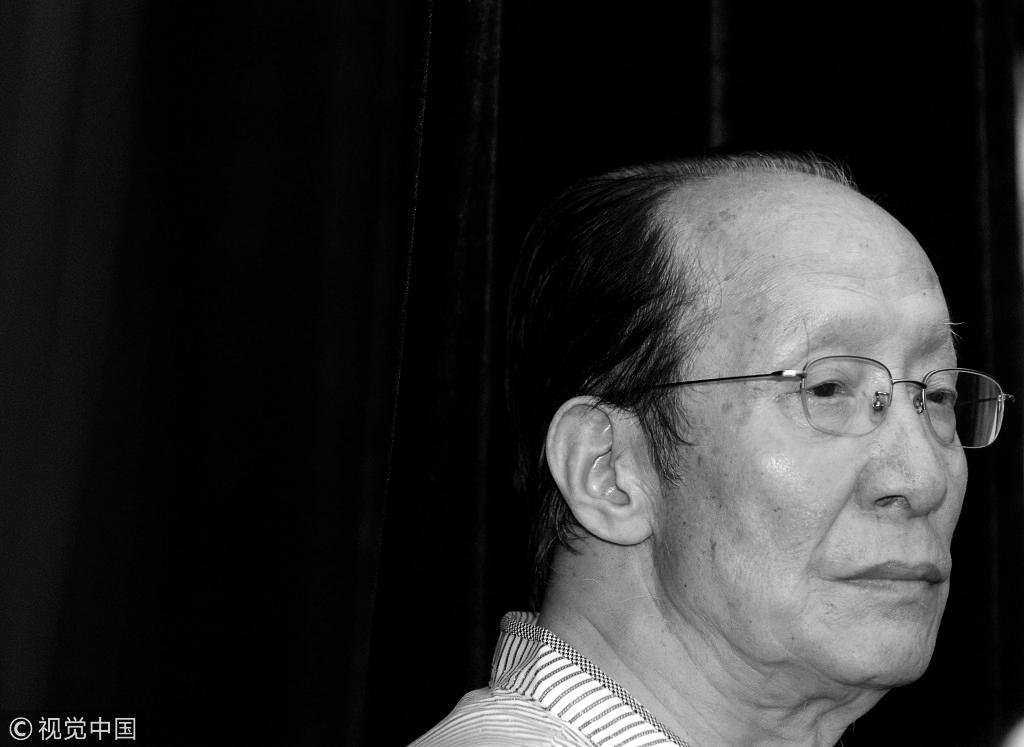 著名相声表演艺术家常宝华先生(1930.12-2018.9.7)