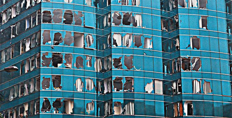 玻璃幕墙,安全隐患怎么消?