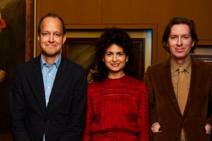 博物馆策展人馆内策展人Jasper Sharp£¬曾是韦斯.安德森夫妇的向导