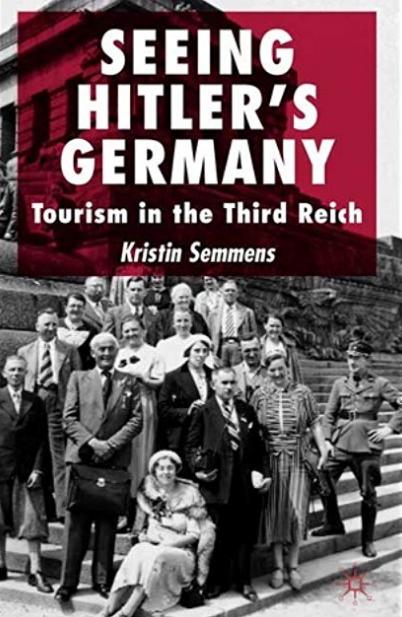 塞蒙斯的《觀光希特勒的德國:第三帝國的旅游》