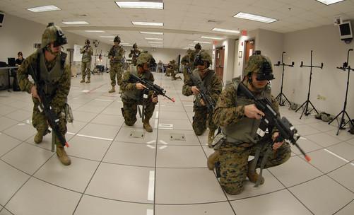 遊戲在美國海軍陸戰隊軍事訓練當中應用