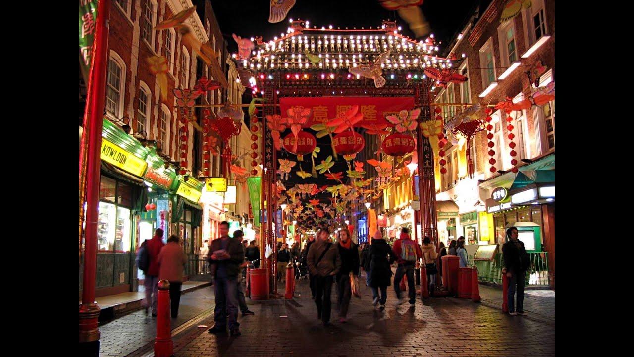 倫敦唐人街
