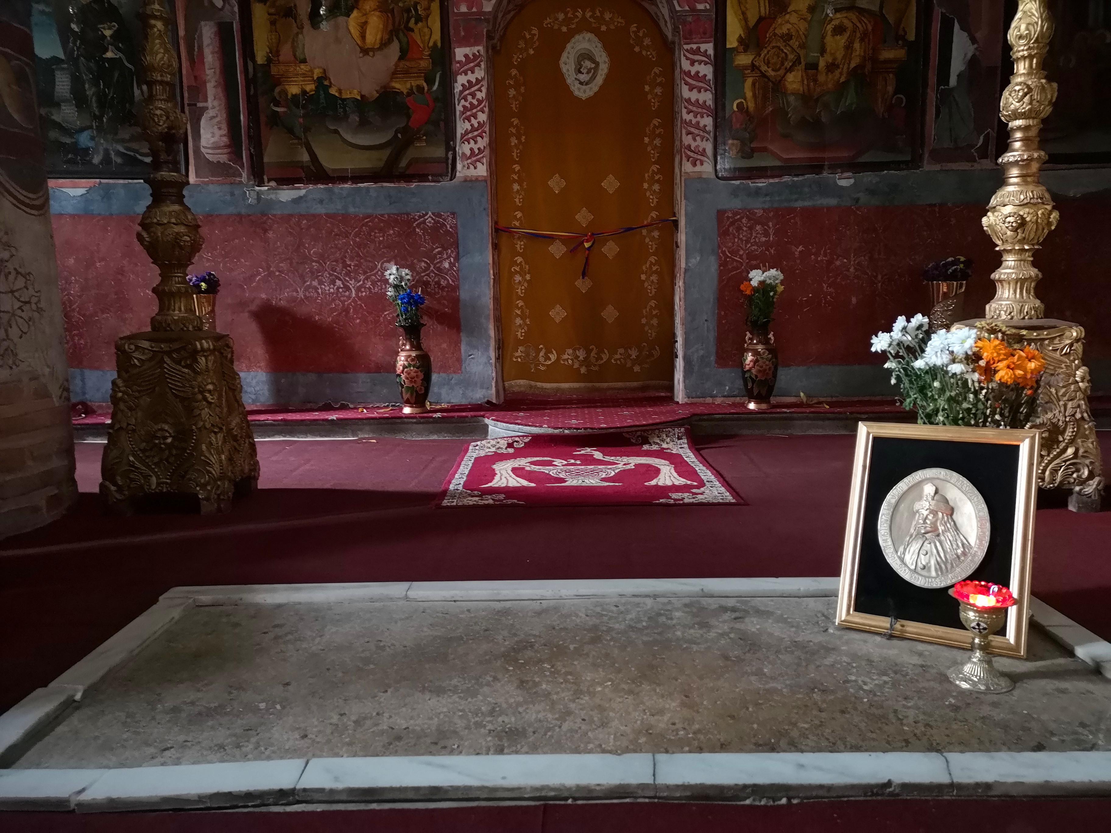 弗拉德三世的墓