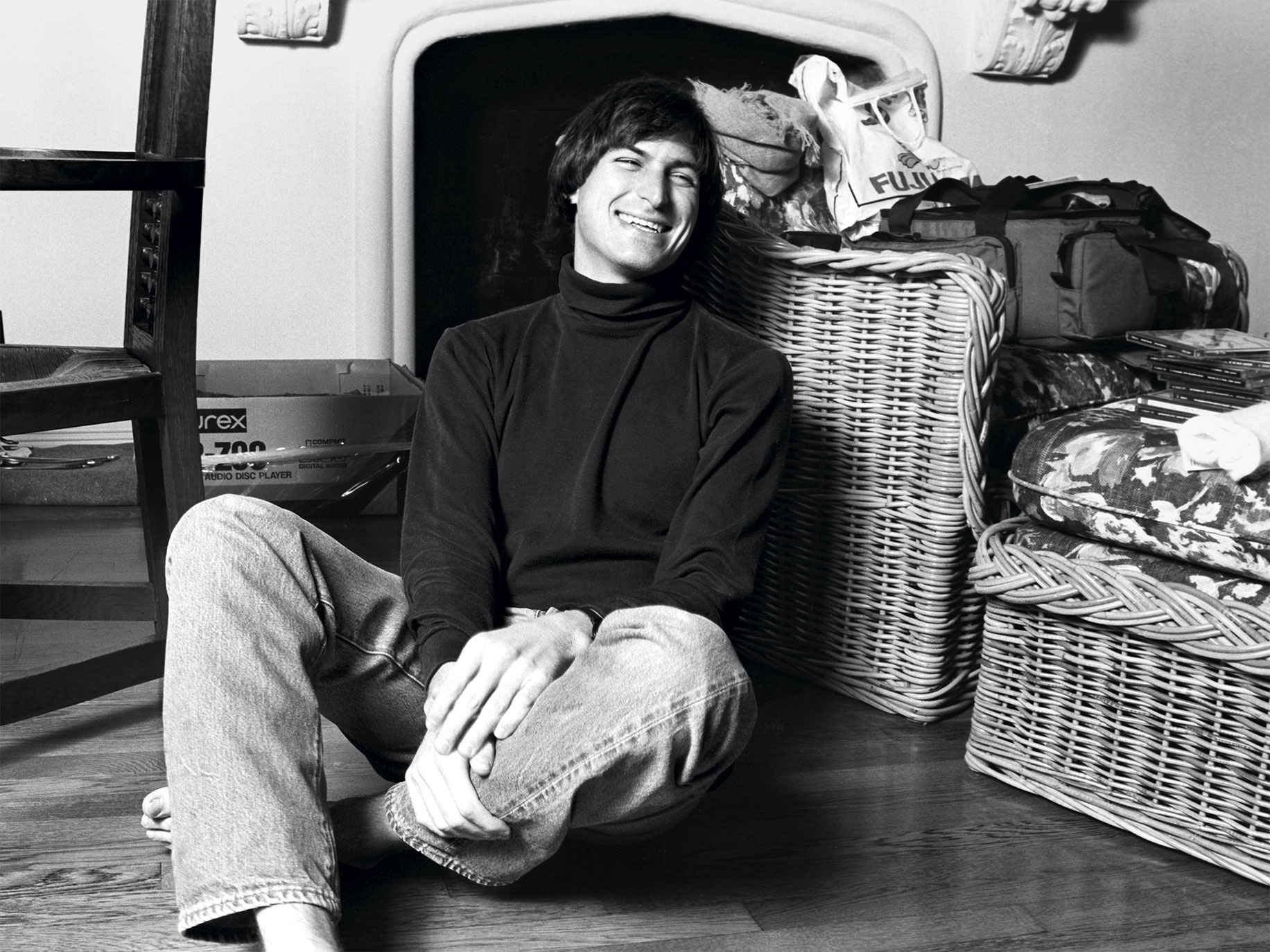 乔布斯(1955年2月24日-2011年10月5日),苹果公司联合开创人
