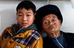 存在:84岁老爹和他13岁的娃