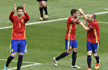 6月13日2016欧洲杯 西班牙vs捷克 全场录像