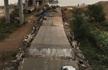 江西泰和县一废弃老桥坍塌 3人失联