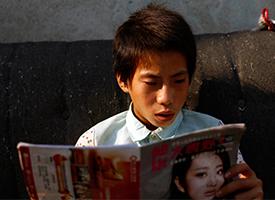 拆迁区里的13岁辍学少年