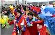 朝鲜女足连夺世界冠军 举国欢腾万人空巷