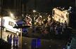 土耳其伊斯坦布尔自杀式爆炸现场