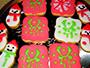 圣诞节 来点糖霜饼干!
