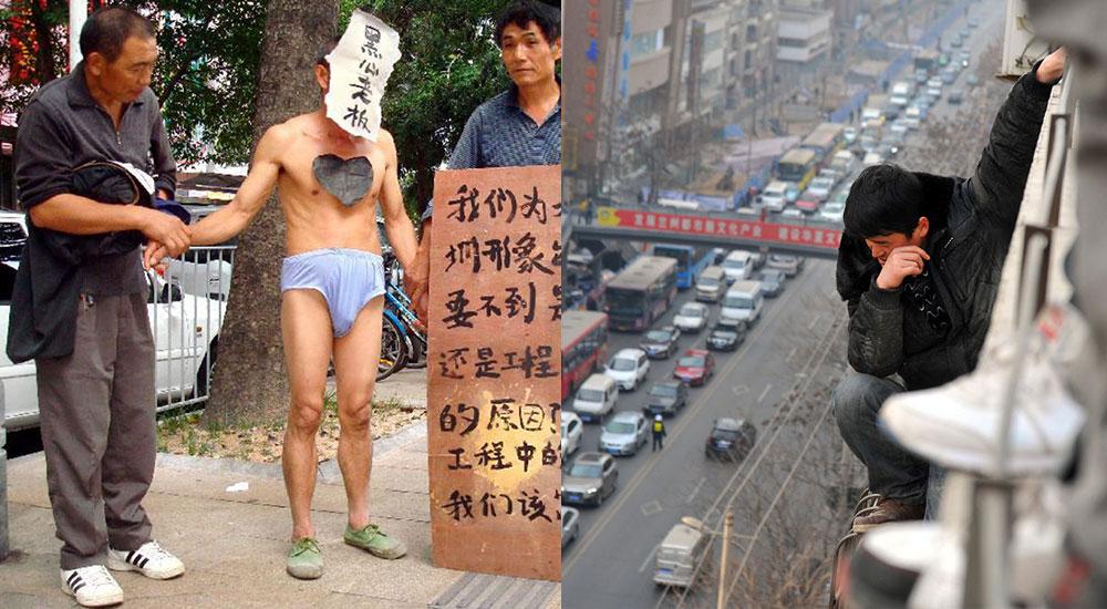 疑原配暴打小三视频走红 挨打女高颜值惊艳网友