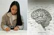太逼真!医学女生手绘解剖图堪比印刷