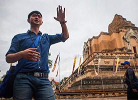 国军败退金三角 后裔在泰国当导游