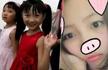替林妙可唱歌的小女孩如今逆袭成美少女啦!