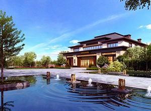 北科建泰禾・丽春湖院子:院子中的江南风情