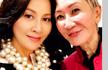 刘嘉玲晒照珍珠项链超抢镜 她的珠宝全圈最豪