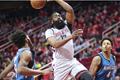 NBA-勇士锁定季后赛名额 火箭22记三分擒狼