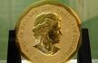世界最大金币被偷 重100公斤价值450万美元