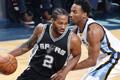 NBA-马刺4-2灰熊将战火箭 莱昂纳德29+9帕克27分
