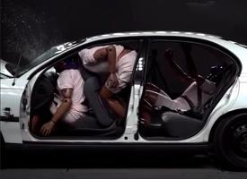 万万没想到 坐后排不系安全带更危险