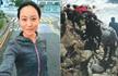 女驴友失联9天百人救援 抢救无效去世