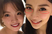 王中磊女儿和baby同框,结果忘给baby的眼睛p图!