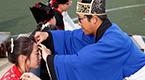 他热爱传统文化办汉服社
