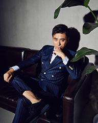 陈龙演绎英俊儒雅魅力