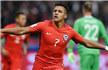 联合会杯-德国1-1平智利 桑切斯成队史射手王