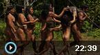亚马逊丛林的半裸生活