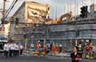 上海嘉定区一幢建筑倒塌 初判4人被埋