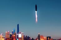 39分钟从纽约飞往上海是什么样的体验?