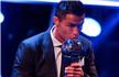 FIFA年度最佳颁奖:C罗力压梅西蝉联最佳球员