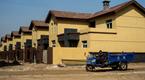 黄河滩区搬迁 住上别墅