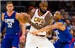 NBA-詹皇39+14骑士4连胜 马刺23分逆转雷霆