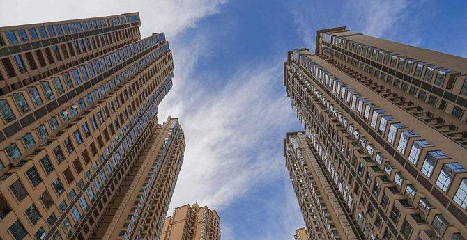 环京楼市打出首付分期广告:首付20%可锁定房源