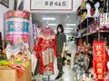 广州90后潮女辞职做戏服 不想手艺失传