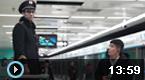 外国人在中国地铁遇到的事