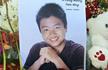 华裔少年披美国国旗军礼下葬 西点军校追认为学员