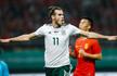 中国杯-国足0-6惨败威尔士 贝尔上演帽子戏法