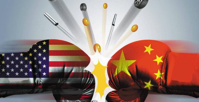 中美贸易战深度解读 值得收藏下来慢慢看
