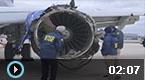 西南航空客机引擎爆炸初查