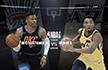 NBA季后赛-正直播雷霆vs爵士 火箭单节50分胜森林狼
